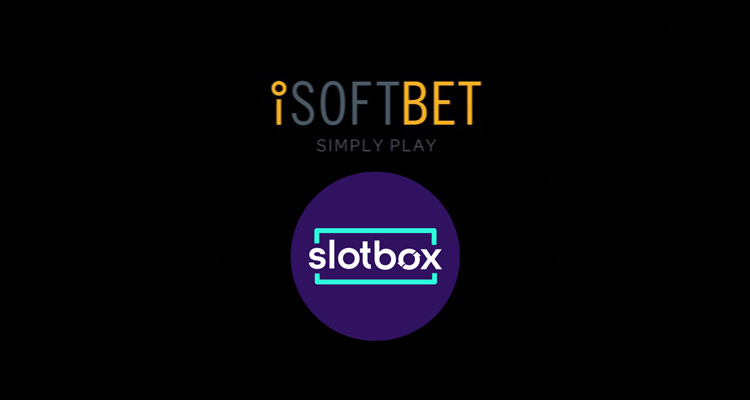 iSoftBet agrees new content supply deal with Coastline Gaming online casino brand Slotbox