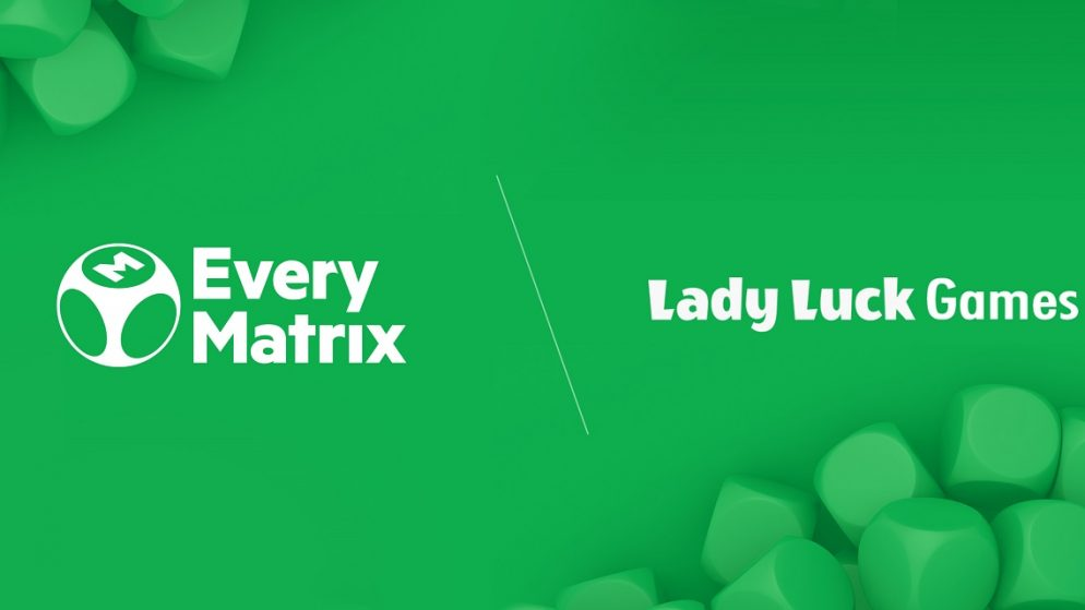 EveryMatrix invests in Lady Luck Games in preparation for the studio's imminent NASDAQ First North Growth Market listing