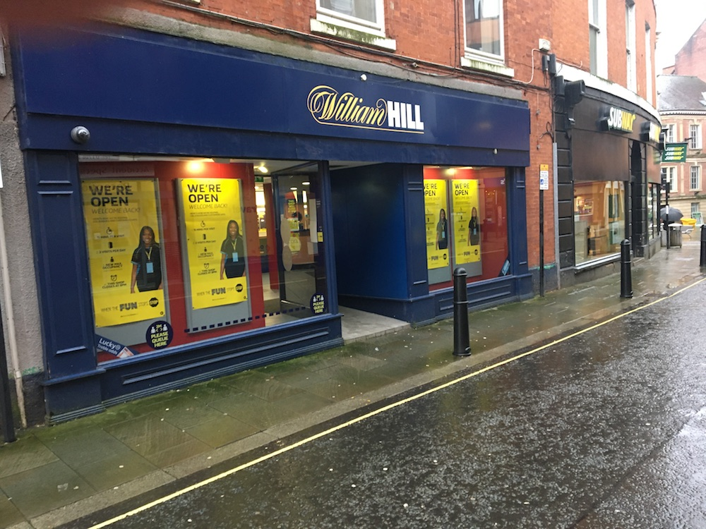 Bidding war likely for William Hill