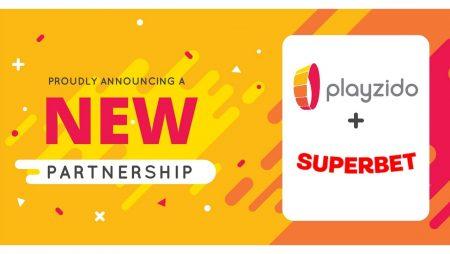 Playzido Enters into Partnership with Superbet