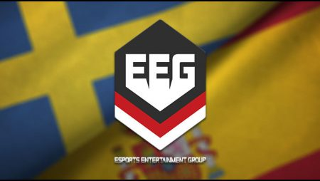 Bethard Group Limited buy for Esports Entertainment Group Incorporated