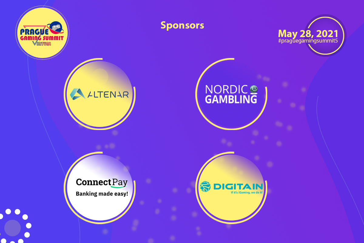 Prague Gaming Summit Virtual announces final agenda and reveals sponsors list