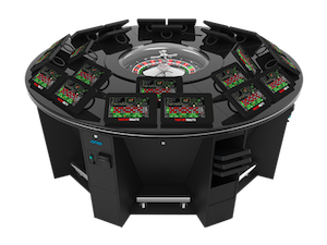 Cross-Channel roulette installed