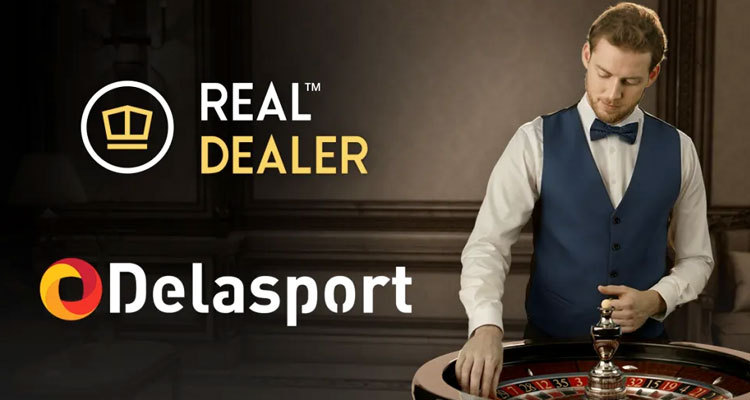 Real Dealer Studios has Partnered with Delasport in Major Distribution Deal