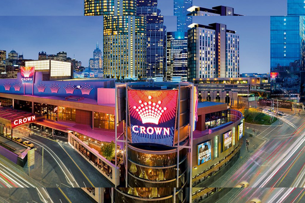 Crown Resorts Appoints Steve McCann as its New CEO and Managing Director