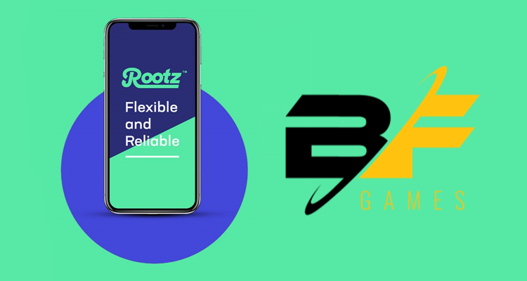 Rootz Ltd online casino brands Wildz and Caxino add BF Games' content suite in new partnership agreement