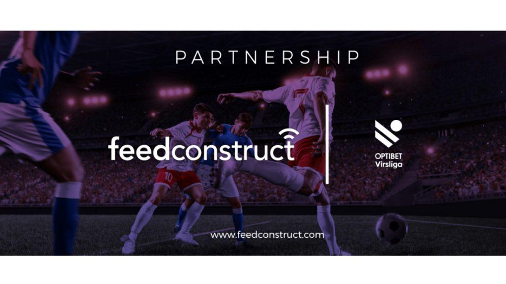 FeedConstruct Welcomes Optibet Virsliga as its New Partner
