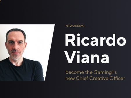 GAMING1 Hires Ricardo Viana as Chief Creative Officer