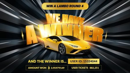 A Golden Opportunity: How to Win a Lamborghini in 2021