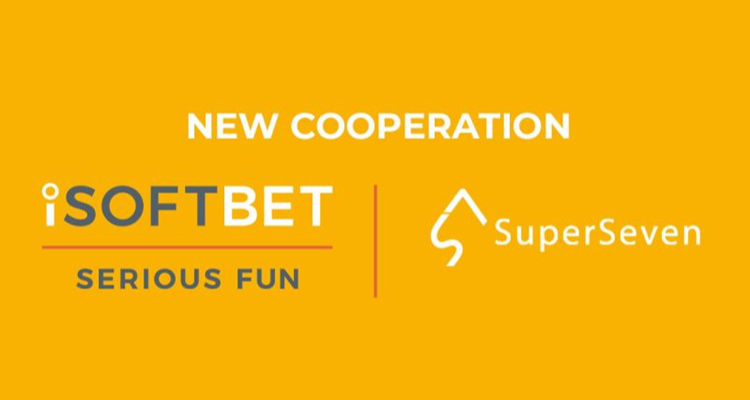 iSoftBet takes proprietary offering live with online casino SuperSeven in new partnership agreement