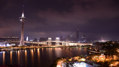 Macau continues recovery in April with 1.1% month-on-month increase in casino GGR