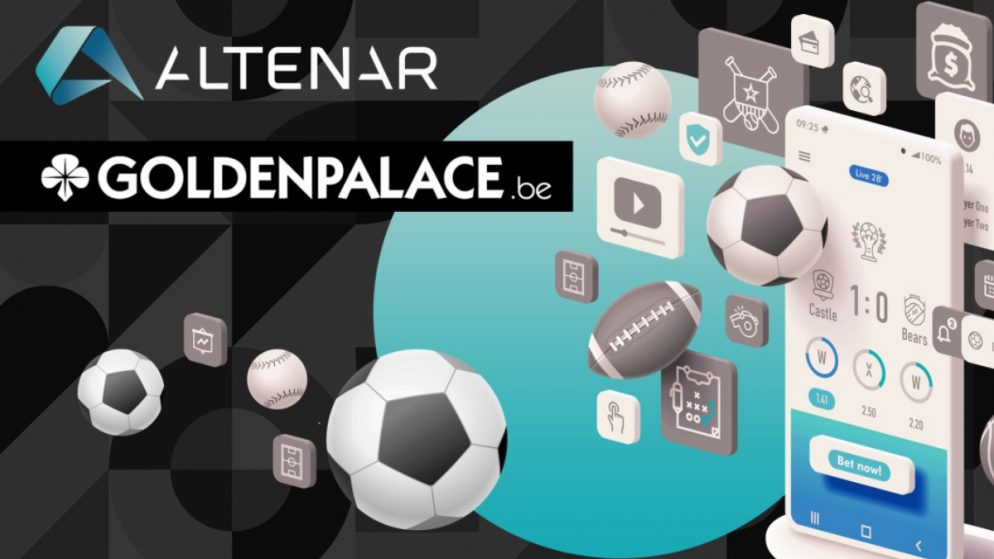 Golden Palace rolls out new version of Altenar sportsbook