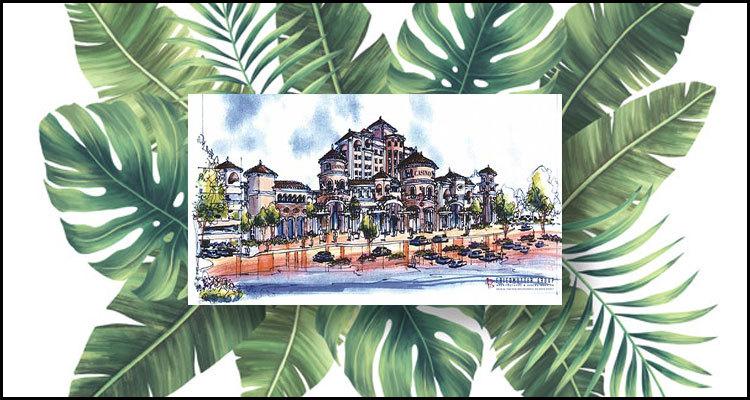 California tribe expecting to break ground on new casino resort next month