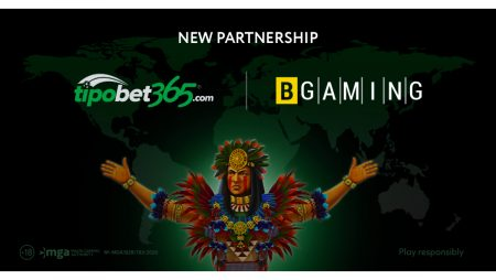 BGaming goes live with Tipobet365