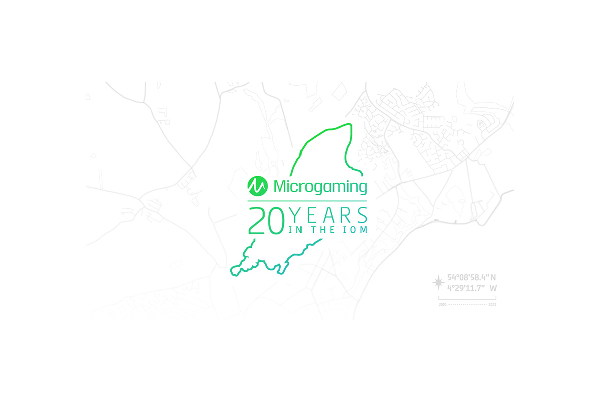 Microgaming Marks 20 Years on the Isle of Man with 20 Charitable Donations