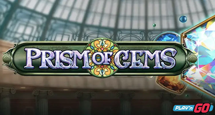 Play'n GO unveils its latest cascading payways online slot game Prism of Gems