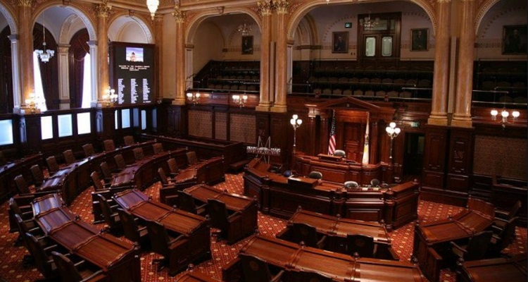 Connecticut sports betting and internet gambling bill heads to Senate after nod from House