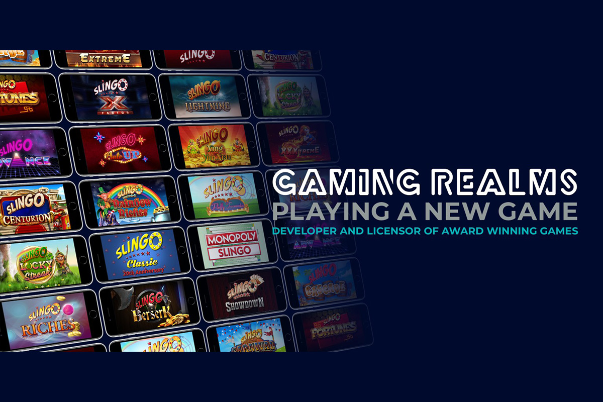Gaming Realms Signs Licensing Agreement with Pragmatic Play
