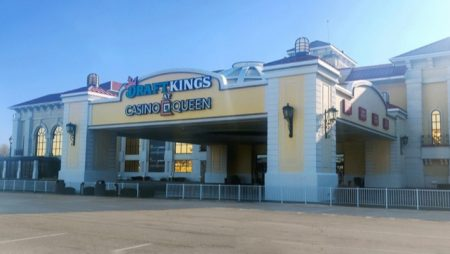 DraftKings at Casino Queen in East St. Louis embarks on $10M expansion
