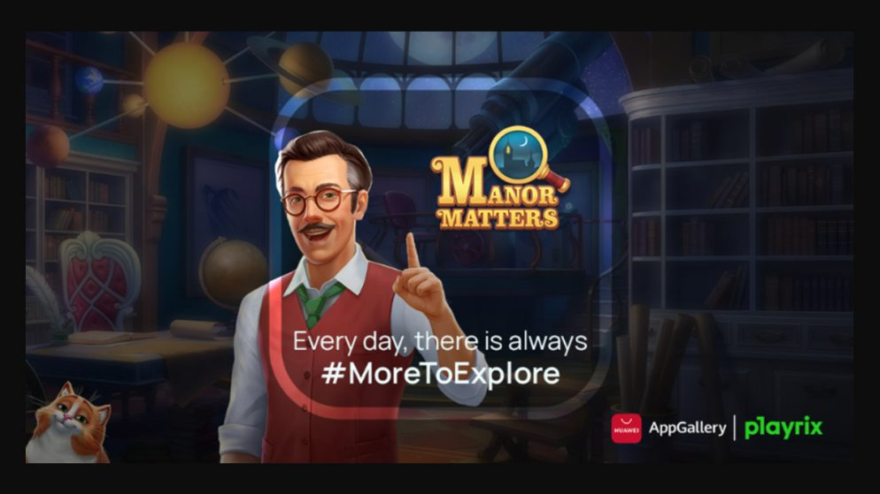Playrix Launches Manor Matters on AppGallery Following Previous Partnership Success