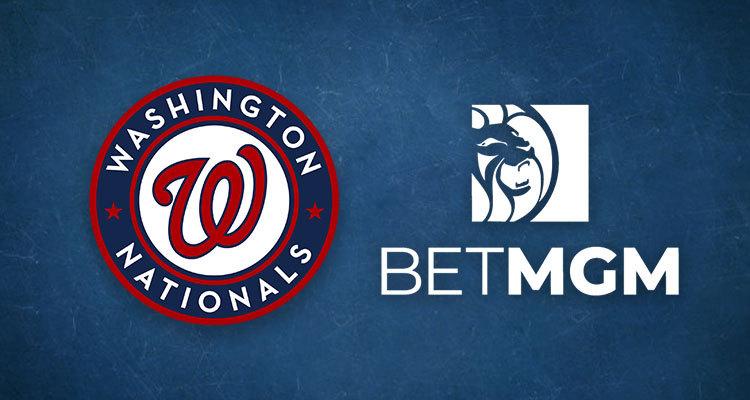 BetMGM expands sports betting app; to debut at Nationals Park via Washington Nationals' multi-year partnership