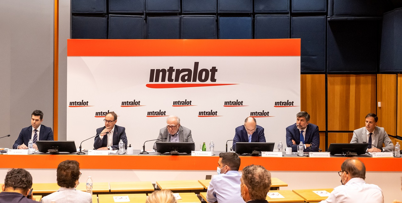INTRALOT's Annual General Meeting 2021