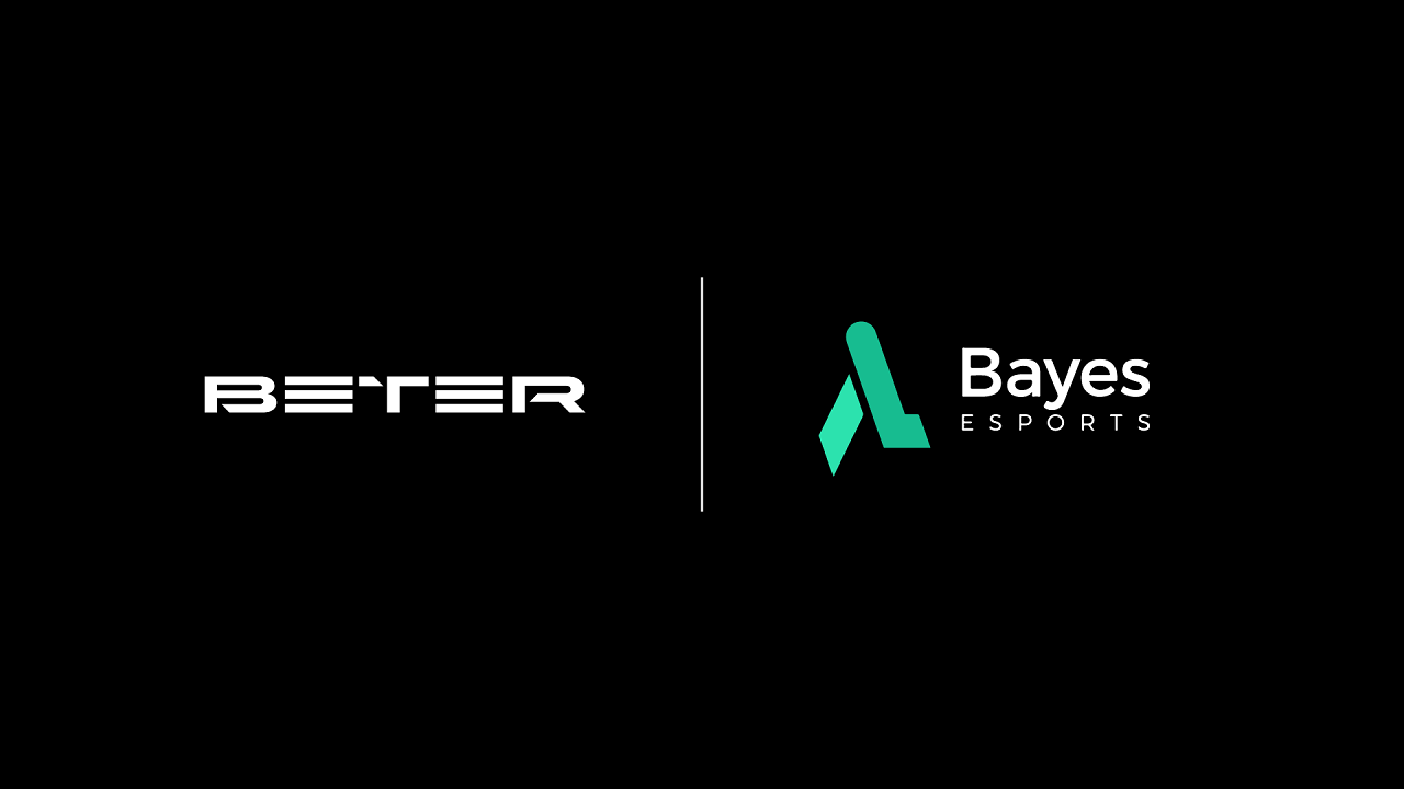 BETER enters into strategic partnership with Bayes Esports
