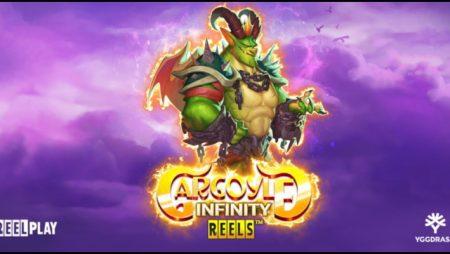 Yggdrasil Gaming Limited unleashes Gargoyle Infinity Reels video slot