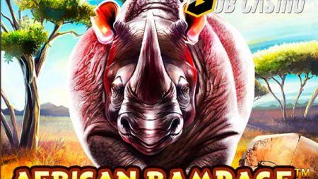 African Rampage Slot Review (Spinomenal)