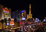 Boost for Las Vegas casinos