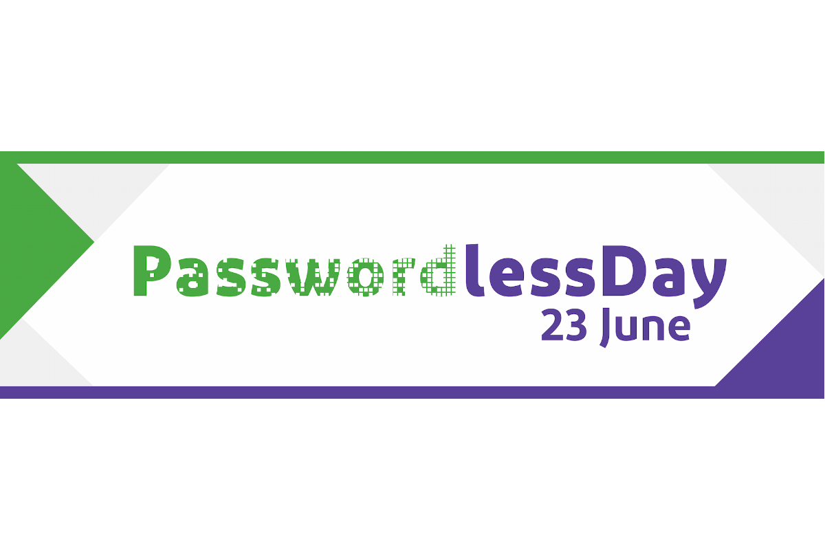 Introducing The World's First ever Passwordless Day