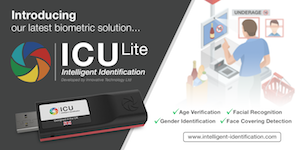 ICU Lite latest facial recognition device