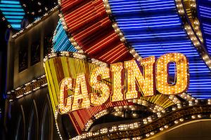 US casinos up 3,000 per cent in April