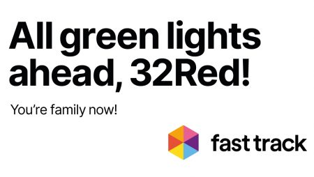 32Red Goes Live with Fast Track Platform