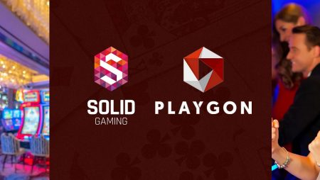 Solid Gaming signs a distribution deal with Playgon