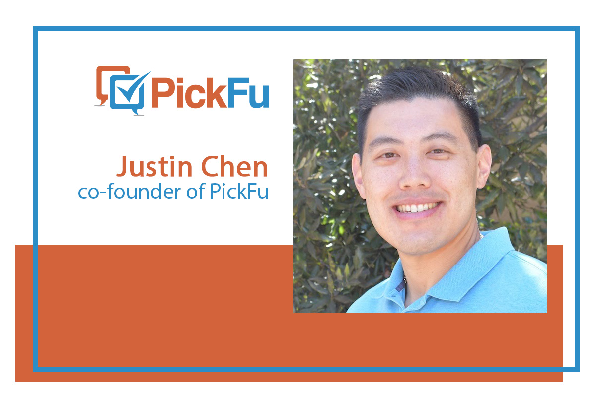 Q&A with Justin Chen, PickFu Co-founder: How Can Mobile Game Developers Overcome IDFA Void?