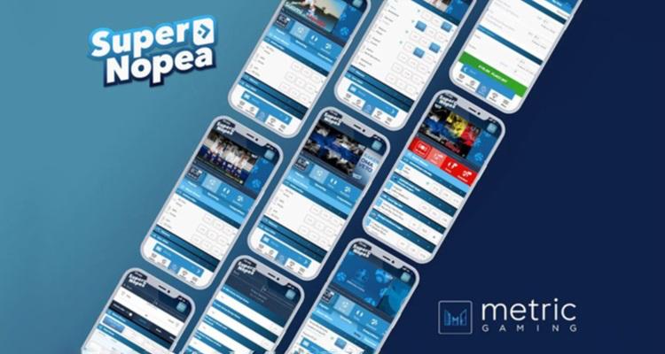 Metric Gaming renews Spiffbet AB partnership; SuperNopea Sportsbook Euro 2020 ready
