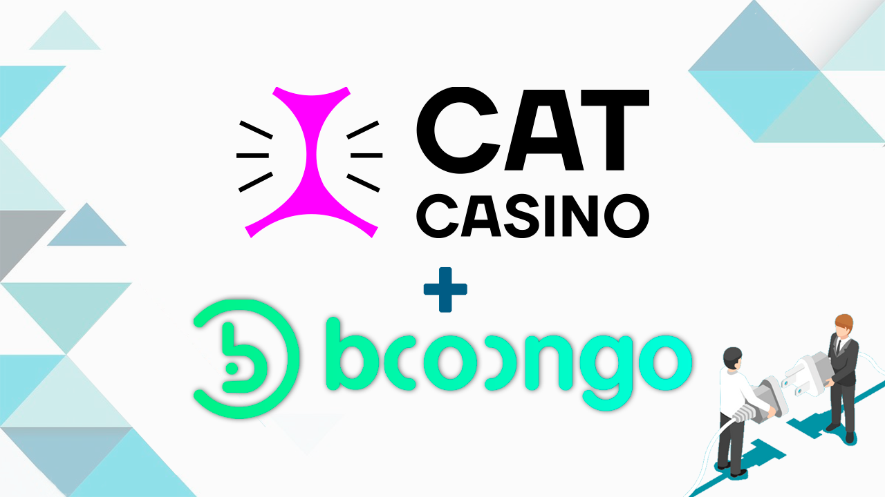 Booongo partners with CatCasino for full product roll-out