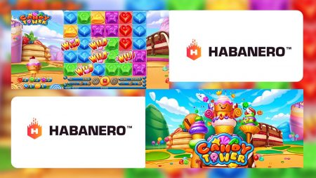 Habanero welcomes players to indulge their sugar cravings in Candy Tower