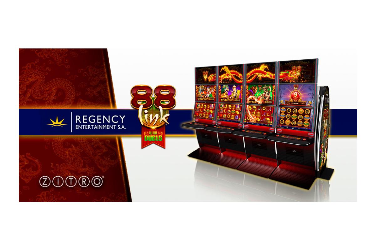 REGENCY ENTERTAINMENT CASINOS IN GREECE REOPEN THEIR DOORS NOW WITH ZITRO'S 88 LINK GAME