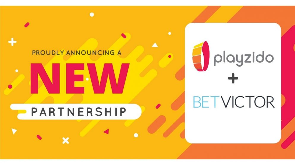 Playzido Partners with BetVictor