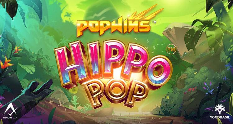 Yggdrasil unveils AvatarUX's sixth video slot in PopWin series: HippoPop