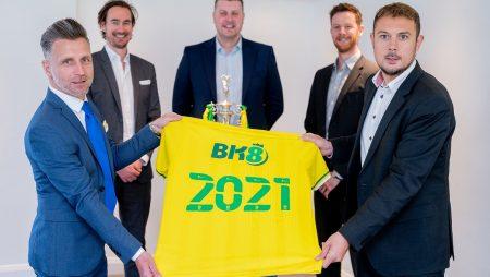 Norwich City announce BK8 Sports as new principal club partner
