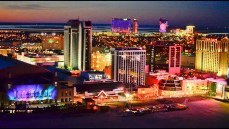 New Jersey legislators pass pandemic-related casino relief measure