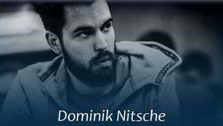 Dominik Nitsche is dominating the online poker tables