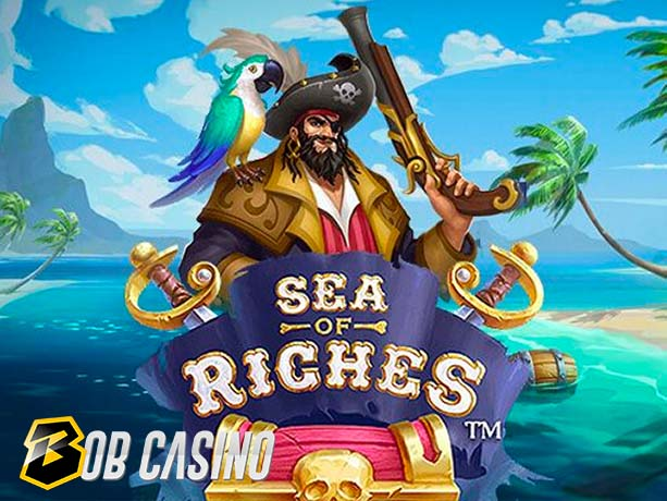Sea of Riches Slot Review (iSoftBet)