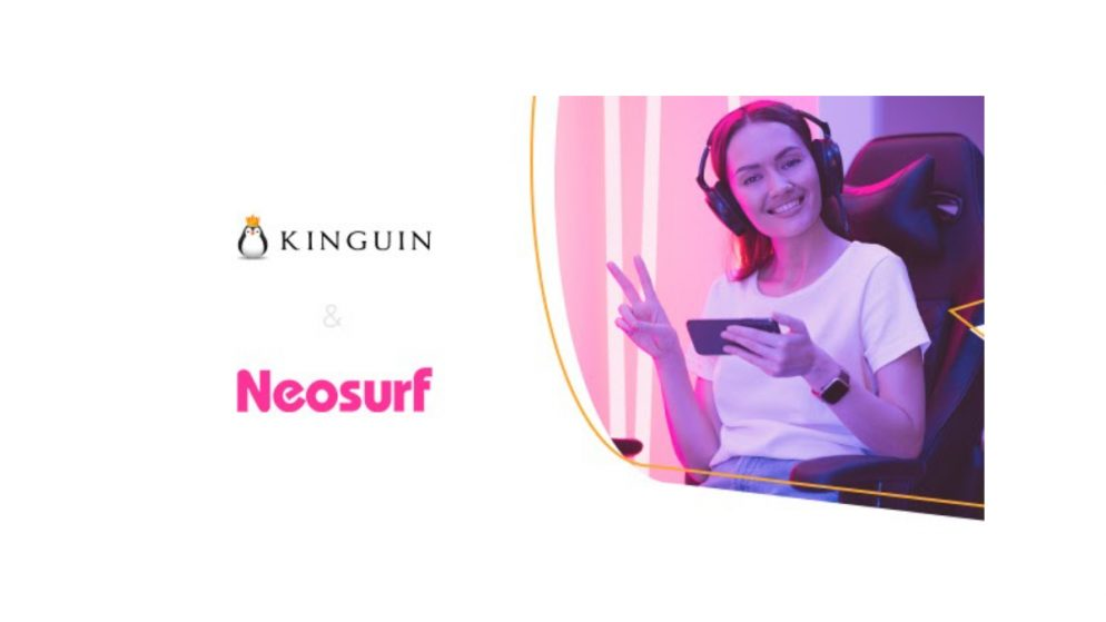 Kinguin partners with popular gaming payment solution Neosurf