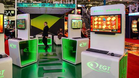 EGT Interactive Expands in Slovakia Through Omni Channel Platform Provider SYNOT Interactive
