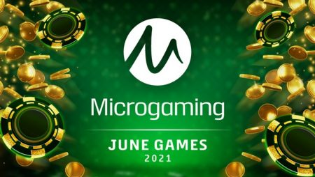 Microgaming announces June online slot releases plus new product from On Air Entertainment