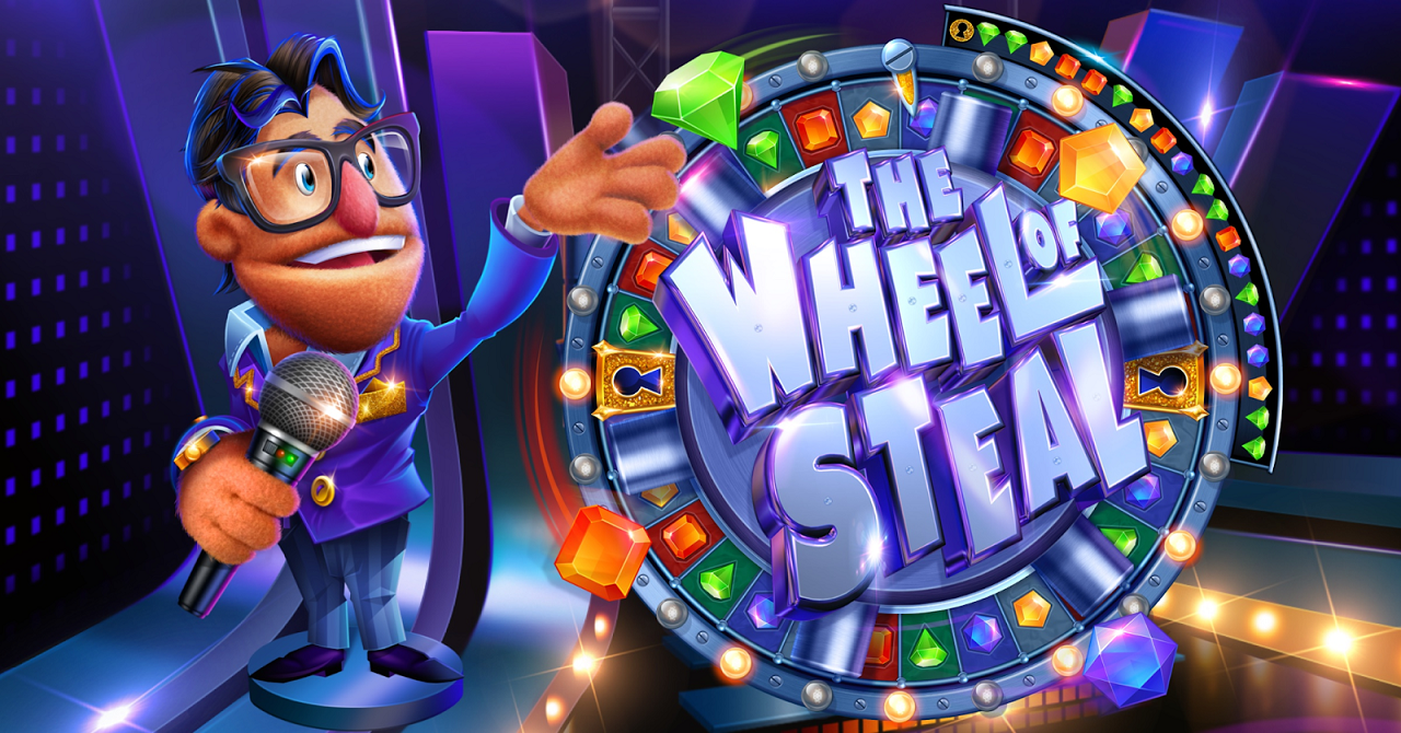 FunFair Games delivers wheely fun title, The Wheel of Steal
